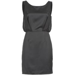 Vêtements Femme Robes courtes Naf Naf LYCOPINE Noir