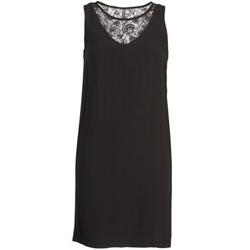 Vêtements Femme Robes courtes Naf Naf LYSHOW Noir
