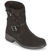 Chaussures Femme Boots Naf Naf XHNX70A18 Noir