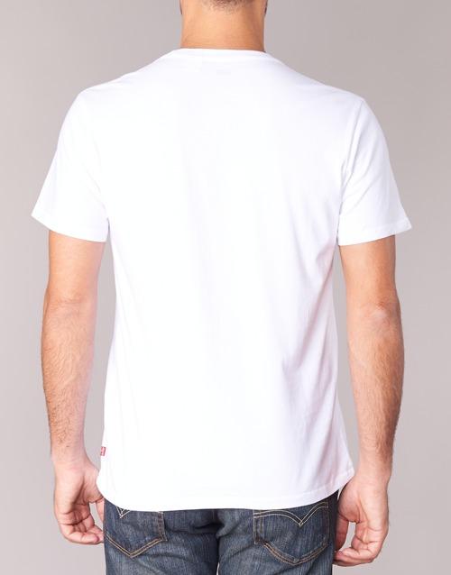 Levi's GRAPHIC SET Blanc