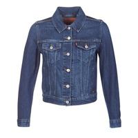Vêtements Femme Vestes en jean Levi's ORIGINAL TRUCKER Bleu / Jean