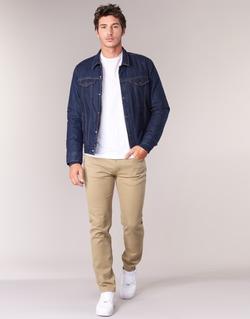 Vêtements Homme Jeans slim Levi's 511 SLIM FIT Beige