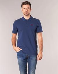 Vêtements Homme Polos manches courtes Levi's HOUSEMARK Marine