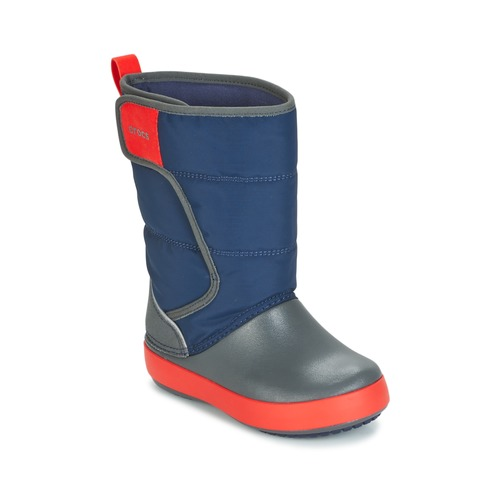 Crocs LODGEPOINT SNOW BOOT K Marine