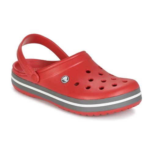 Chaussures Sabots Crocs CROCBAND Rouge