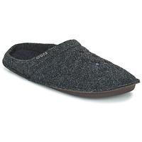 Chaussures Chaussons Crocs CLASSIC SLIPPER Noir