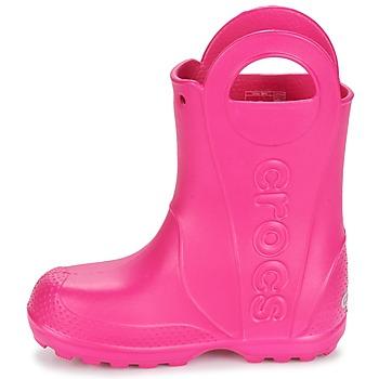 Crocs HANDLE IT RAIN BOOT Rose
