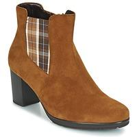 Chaussures Femme Bottines Gabor KAPITU Camel