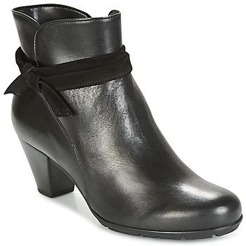 Chaussures Femme Bottines Gabor KAPITI Noir