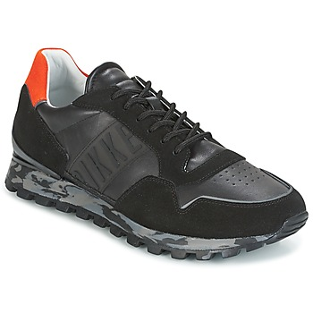 Chaussures Homme Baskets basses Bikkembergs FEND-ER 946 Noir / Orange