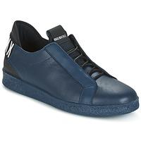 Chaussures Homme Baskets basses Bikkembergs BEST 873 Bleu