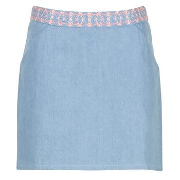 Vêtements Femme Jupes Yurban  Bleu