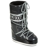 Chaussures Femme Bottes de neige Moon Boot MOON BOOT STARRY Noir / Blanc