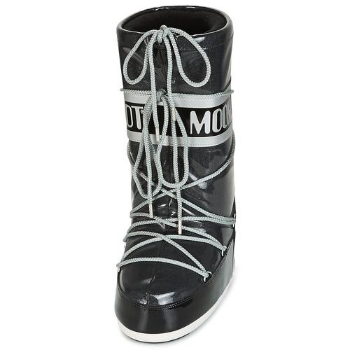 Moon Boot MOON BOOT STARRY Noir / Blanc