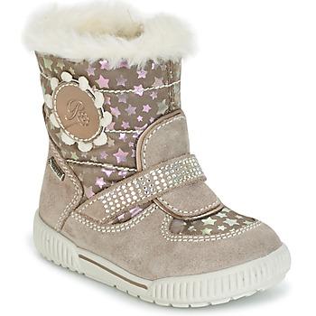 Chaussures Fille Boots Primigi TITI-E GORE-TEX Beige