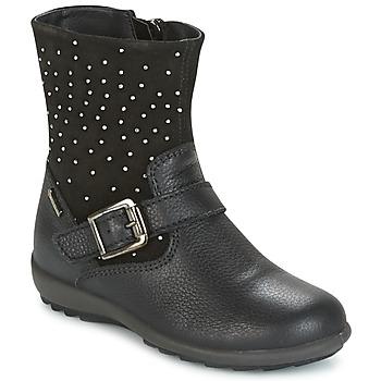 Chaussures Fille Bottes ville Primigi PCIGT 8569 Noir