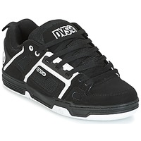 Chaussures Homme Baskets basses DVS COMANCHE Noir / Blanc