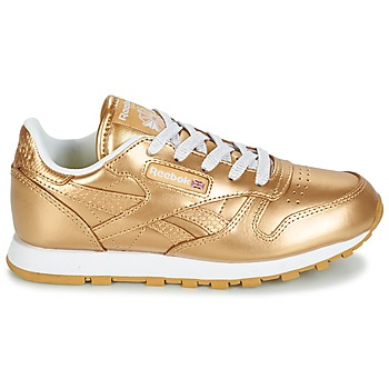 Chaussures Enfant reebok classic classic leather met