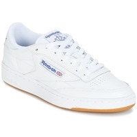 Chaussures Air max tnBaskets basses Reebok Classic CLUB C 85 Blanc