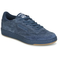 Chaussures Baskets basses Reebok Classic CLUB C 85 SG Bleu