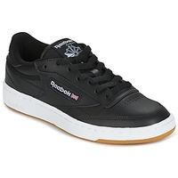 Chaussures Air max tnBaskets basses Reebok Classic CLUB C 85 C Noir