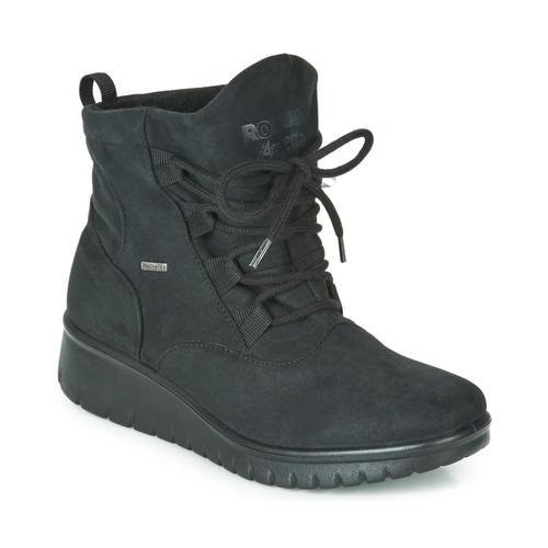 Chaussures Femme Boots Romika VARESE N08 Noir