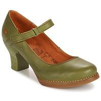 Chaussures Femme Escarpins Art HARLEM Kaki