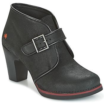 Chaussures Femme Low boots Art GRAN-VIA Noir