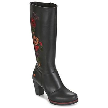 Chaussures Femme Bottes ville Art GRAN-VIA Noir
