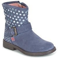 Chaussures Fille Boots Agatha Ruiz de la Prada VAGABUNDA AGATHA Bleu