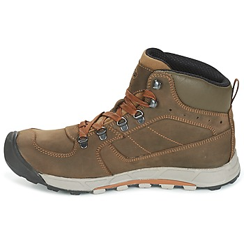 Keen WESTWARD MID LEATHER WP Noir