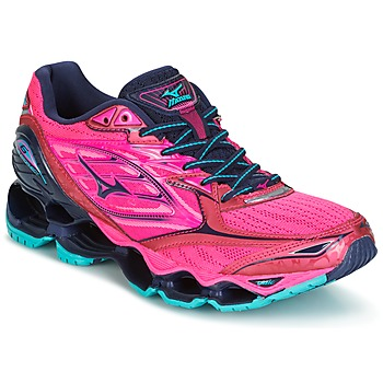 Chaussures Air max tnFemme Running / trail Mizuno WAVE PROPHECY 6 (W) Rose