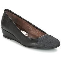 Chaussures Femme Escarpins Stonefly MAGGIE II 3 BIS GL/N Noir
