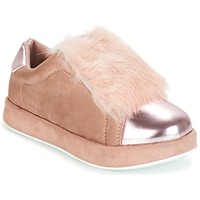 Chaussures Femme Baskets basses Coolway TOP Rose