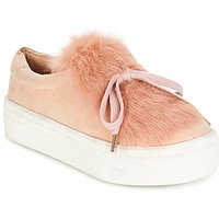 Chaussures Femme Baskets basses Coolway PLUTON Rose