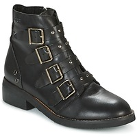 Chaussures Femme Boots Coolway DENZEL Noir
