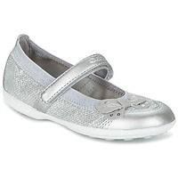 Chaussures Fille Ballerines / babies Geox JR JODIE AVIO
