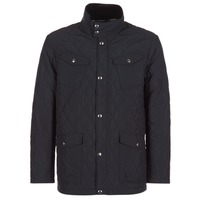 Vêtements Homme Blousons Gant THE CENTRAL POND QUILTER Noir