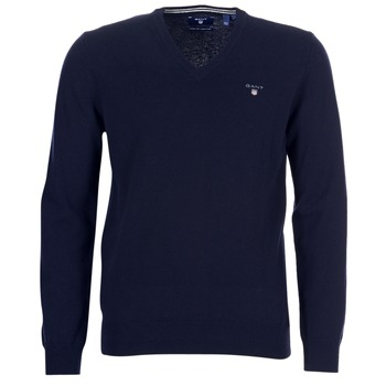 Pull Gant SUPER FINE LAMBSWOOL V-NECK