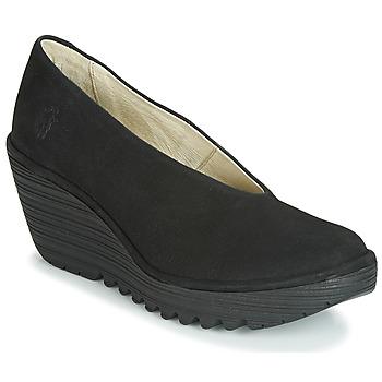 Chaussures Femme Escarpins Fly London YAZ Noir