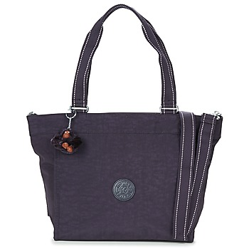 Sacs Femme Cabas / Sacs shopping Kipling NEW SHOPPER Violet