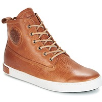 Chaussures Homme Baskets montantes Blackstone GAIMAI Marron