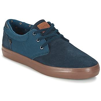 Chaussures Homme Chaussures de Skate Globe WILLOW Bleu