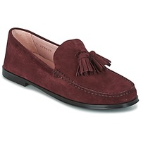 Chaussures Femme Mocassins Pretty Ballerinas CROSTINA RIOJA Bordeaux