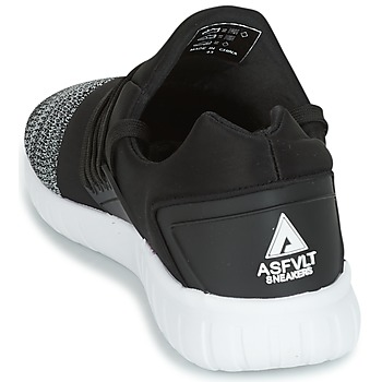 Asfvlt AREA LOW Noir / Blanc