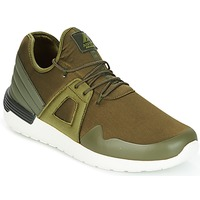 Chaussures Homme Baskets basses Asfvlt TRAIN Olive