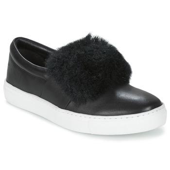 Chaussures Femme Slip ons Les Tropéziennes par M Belarbi LEONE Noir
