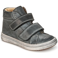 Chaussures Garçon Baskets montantes GBB NAZAIRE Gris