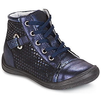 Chaussures Fille Baskets montantes GBB ROMIE Marine