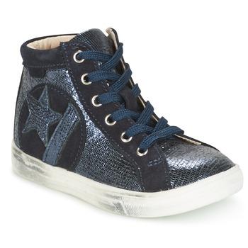 Chaussures Air max tnFille Baskets basses GBB MARTA Marine